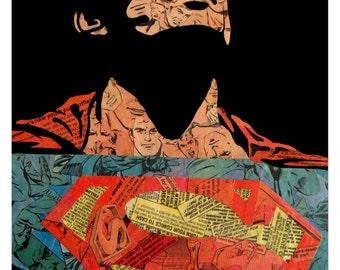 Superman (Reeve) Print 11x17