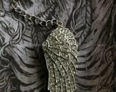 Angel Wing One Side Earring