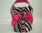 Zebra Stripe- Dog Harness