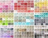 You Choose - Custom Pair of Designer Curtain Panels 50 x 96