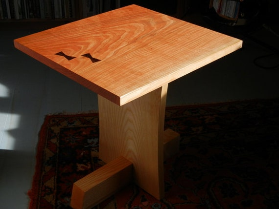 Little cherry end table