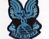 SALE Halo UNSCDF Iron On Patch