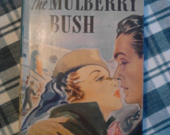Vintage Book, The Mulberry Bush by Helen Topping Miller, Triangle Books  ECS