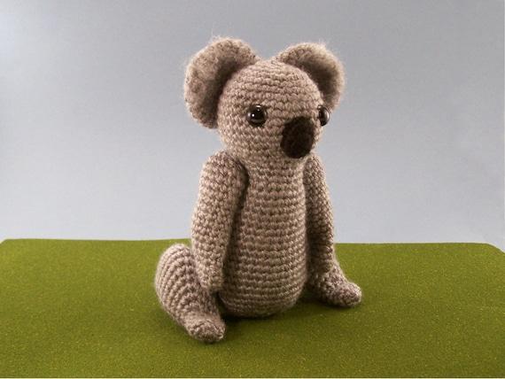 Koala Crochet Amigurumi