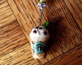Starbucks Inspired Chocolate Chip Frappuccino Phone Charm