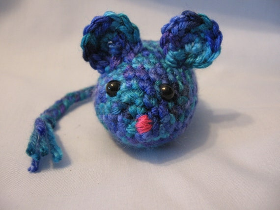 Cat toy catnip filled cat toy crochet cat toy crochet for How to crochet cat toys