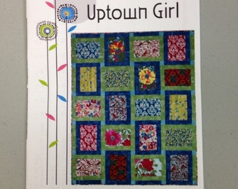 Quilt Pattern Uptown Girl : Quilt Pattern Shenandoah by Creative Sewlutions