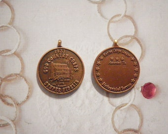 1 God Country Corps 1923 Marine Challenge Coin