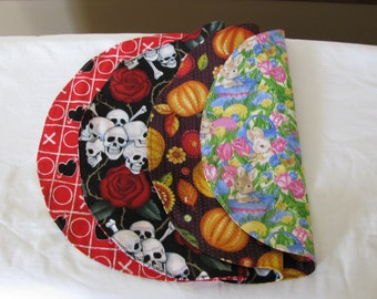 Placemats All in One Four Season/Holiday  (Set of 4)
