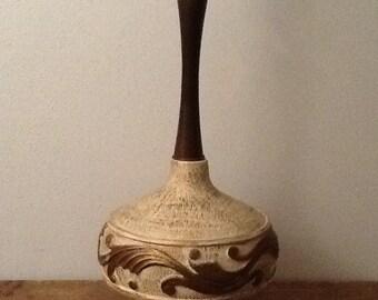 Vintage 60's Ceramic Lamp