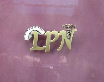 LPN Brooch- LPN Pin- LPN Gift- Pinning Ceremony