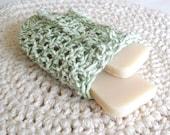 Soap Saver Bag - Crochet Bag - Gift Bag