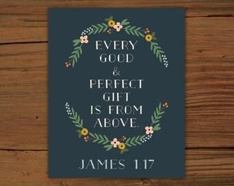 James 1:17  Print