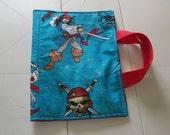 Teenagers Pirates of Caribbean Stationary Case Handmade