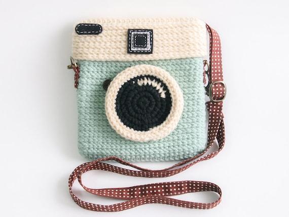 Crochet Diana Dreamer Purse (Size 6.5 inch)