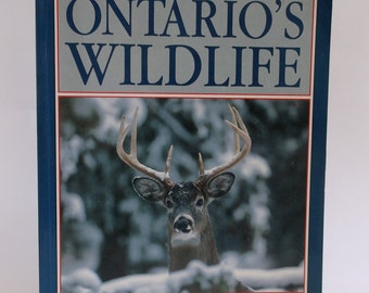 Ontario's Wildlife, an illustrated magazine