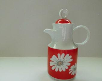 vintage coffee pot- ceramic coffee pot