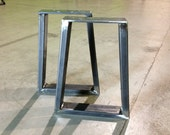Heavy Duty Steel Bench Legs