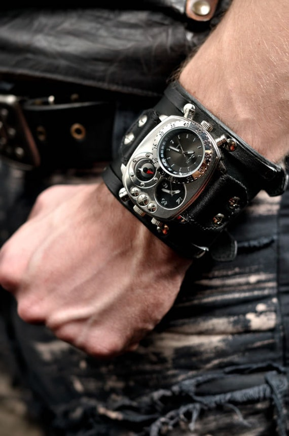 techno industrial men s wrist watch maximus like this item