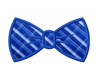 Instant Download Bow tie  Applique Machine Embroidery Design NO:1297