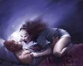 Remove bad dreams oil