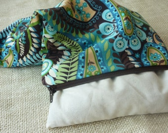 Custom Natural Heating Pad... 7in x 12in Customize Scent (With Natural Essential Oils Only), Fabric and Size Depending on Your Preference