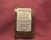 Warm the Cold Herbal Tea