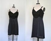 Vintage Lingerie // 60s Lace Lingerie // Aphrodite Slip
