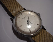 RESERVED craftmeck69 - Beautiful Junost (youth) Russian ladies mechanical watch from the 1960-70's.