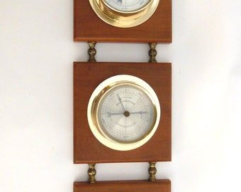 Springfield Instrument Thermometer Barometer and Humidity Meters