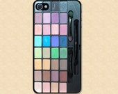 Makeup Iphone 6 Case Iphone 4 case cool awesome makeup palette Iphone 5 case Iphone 4s case Samsung Galaxy Case