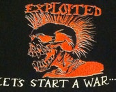 The exploited old shirt