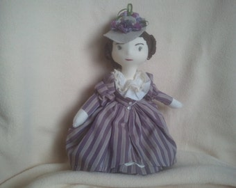 Gwennie, a stylish victorian doll