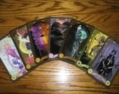 7 Card Horse-Shoe Tarot Reading using The Homestuck Novelty Deck