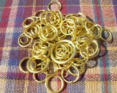 SALE Jewelry Supplies  100 pcs. Jump Rings 3  12  mm sizes