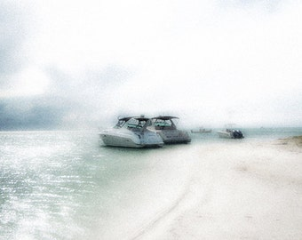 "Cayman Boats Photograph, 7""x5"""