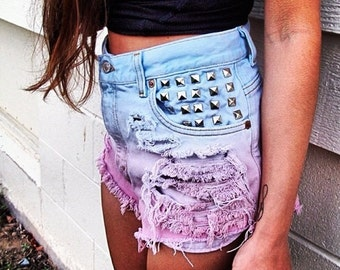 ZUES High Waist Shorts