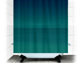 Curtains Ideas blue ombre shower curtain : Ombre shower curtain | Etsy