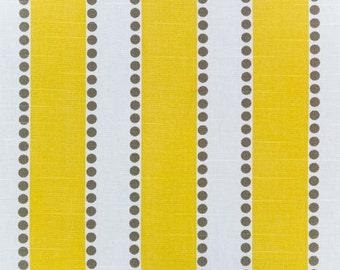 Lulu Stripe in Yellow - Premier Prints Home Decor