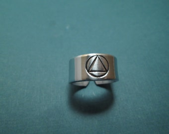 AA Recovery ring