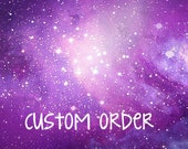 Custom Order - Large Backpack