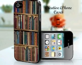 iPhone 5 Case Stack of Books iPhone 5 Cover