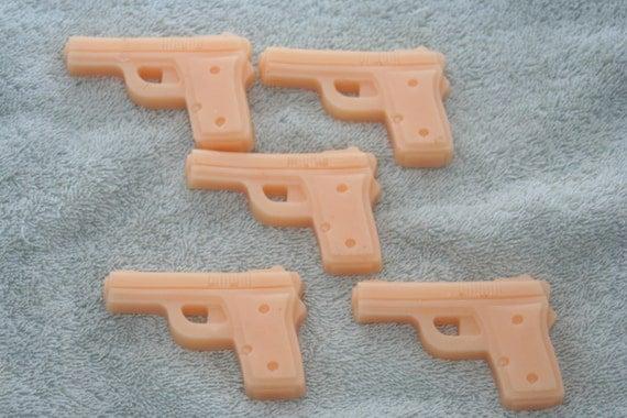 Just Peachy scented Gun Soaps 3.5 oz bag