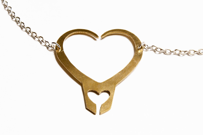 loki hearts pendant necklace loki d hiddlestoners