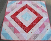 My Red Scooter - Baby Quilt ON SALE