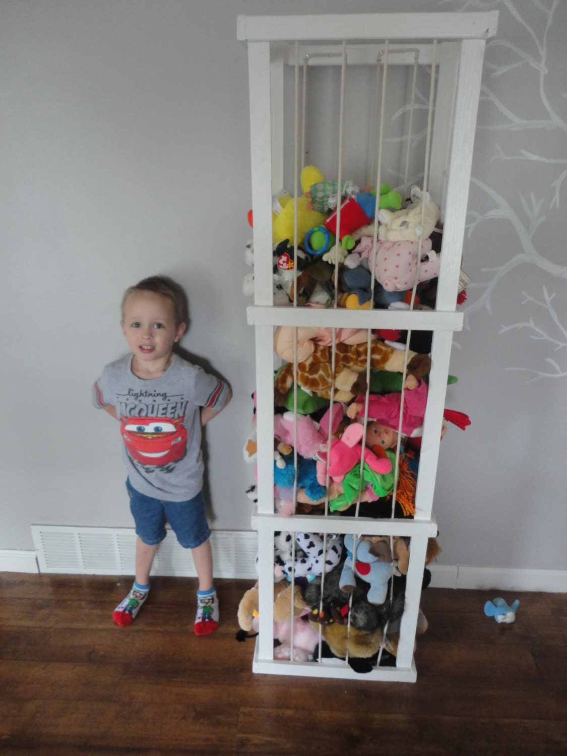 5 Ft Model Stuffed Animal Storage Reserved
