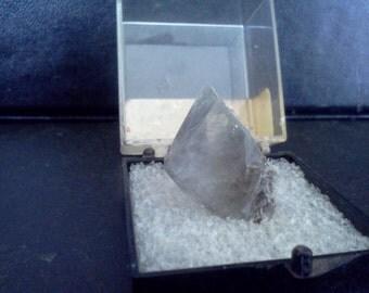 One Inch Perky Box Miniature Fantastic Specimen of Celestite Sicily