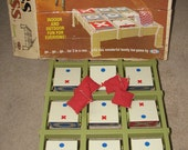 Vintage Toss Across Party Game