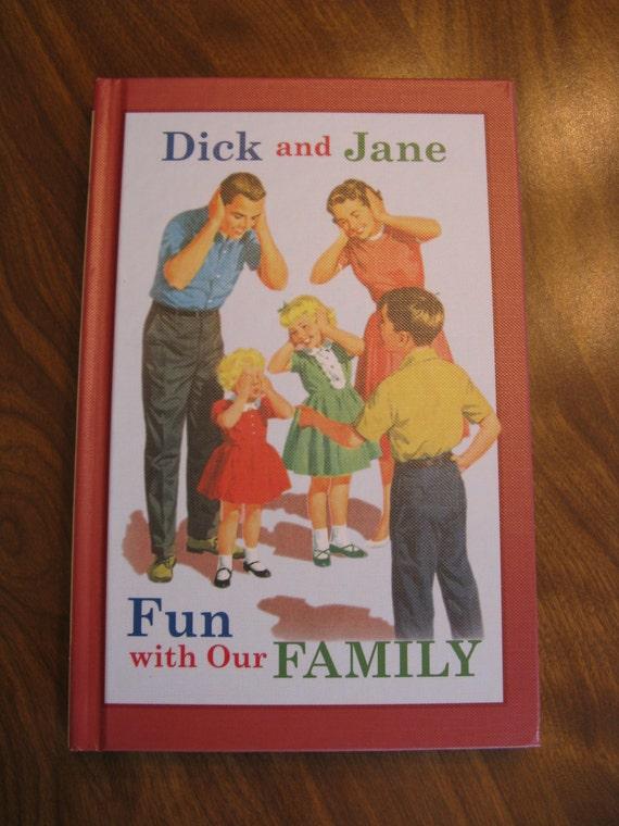 Vintage dick y jane book