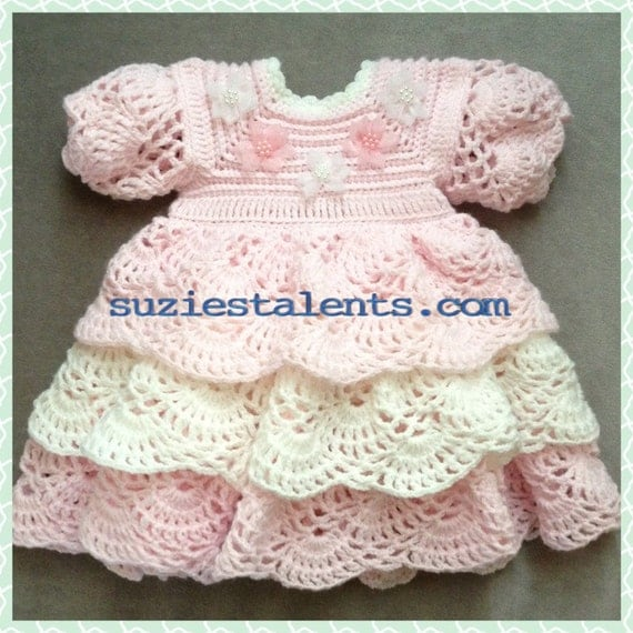 SPECIAL OCCASION DRESS Baby Alma Dress Baby by SuziesTalents